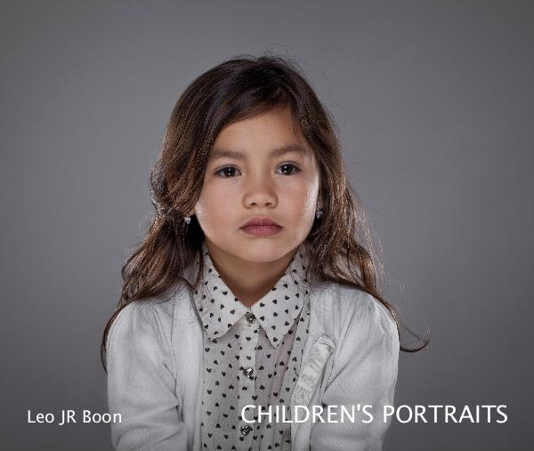 Ver Leo JR Boon CHILDREN'S PORTRAITS por cursorius