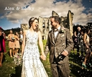 alex & becky - Wedding photo book