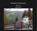 European Discovery - Travel photo book