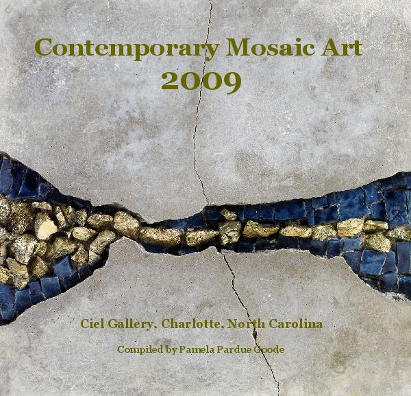 Click to preview Contemporary Mosaic Art 2009 photo book