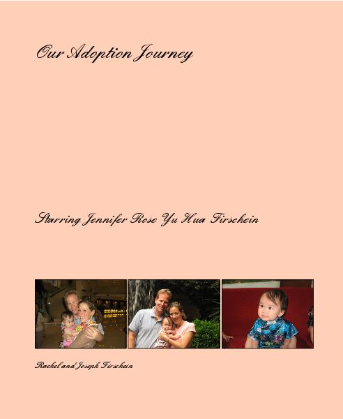 Click to preview Our Adoption Journey photo book