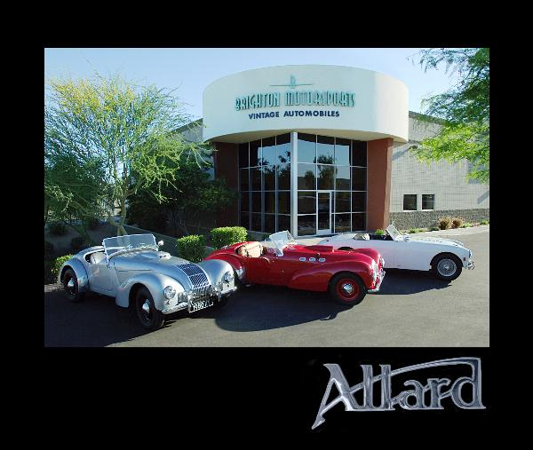 View Allard Cars by Jill Reger