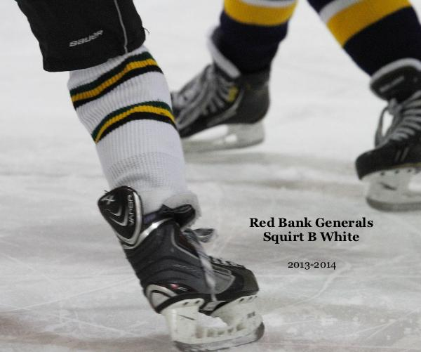 View Red Bank Generals Squirt B White by Bff Photoworks