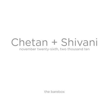 View Chetan + Shivani by bareallgoodness