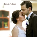 Rasa ir Justinas - Wedding photo book
