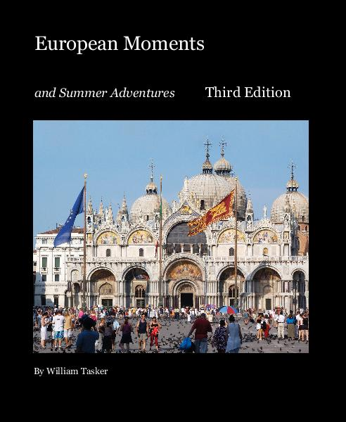 Click to preview European Moments photo book