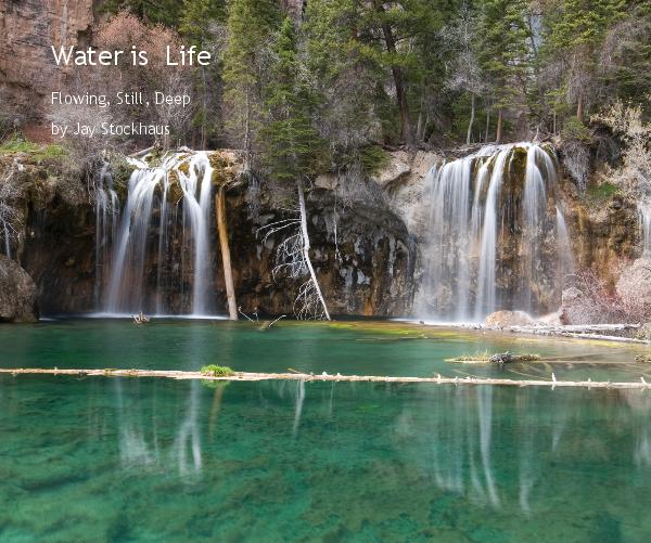 View Water is Life by Jay Stockhaus