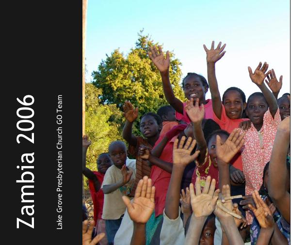 Click to preview Zambia 2006 photo book
