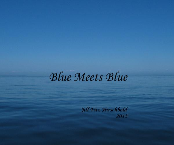 Click to preview Blue Meets Blue photo book