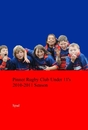 Pinner Rugby Club Under 11's 2010-2011 Season - pocket and trade book