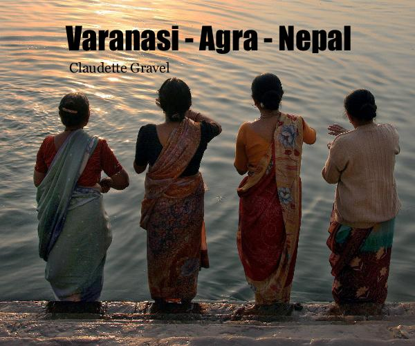 Click to preview Varanasi - Agra - Nepal photo book