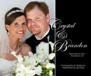 The Wedding of Crystal & Brandon - Wedding photo book
