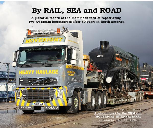 View By RAIL, SEA and ROAD by Paul Fuller