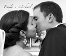 Emily and Michael - Wedding photo book