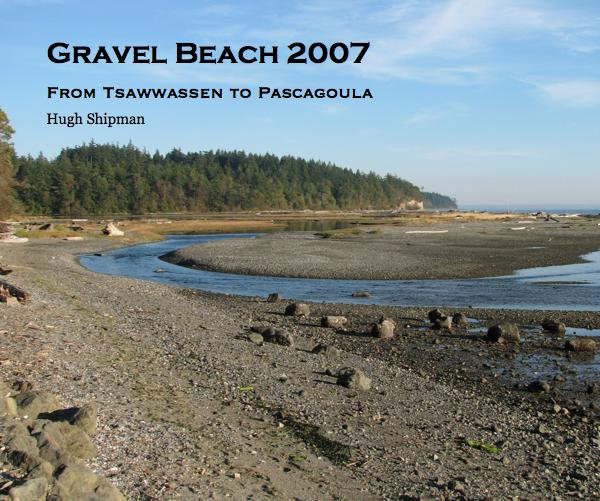 Click to preview Gravel Beach 2007 photo book