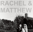 RACHEL & MATTHEW, as listed under Wedding