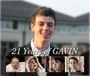 21 Years of Gavin, as listed under Biographies & Memoirs