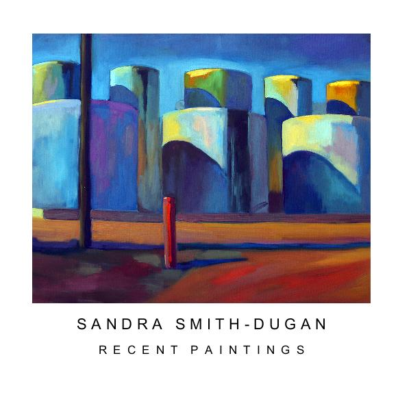 View Recent Paintings by Sandra Smith-Dugan