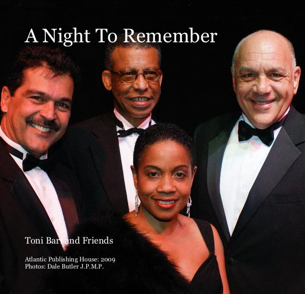 Click to zoom A Night To Remember photo book cover