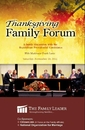 Thanksgiving Family Forum 5x8 version - Arts & Photography pocket and trade book