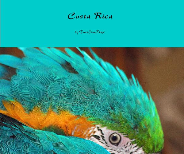 Click to preview Costa Rica photo book