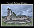 Travels to Turkey and Greece - Arts & Photography photo book