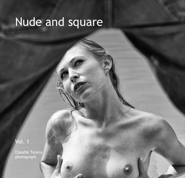 Click to preview Nude and square photo book