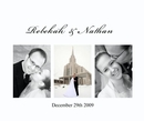 Rebekah and Nathan Wedding, as listed under Wedding