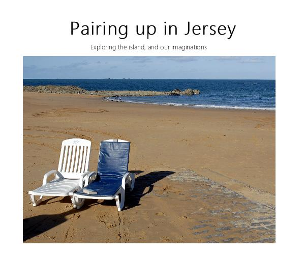 Click to preview Pairing up in Jersey photo book