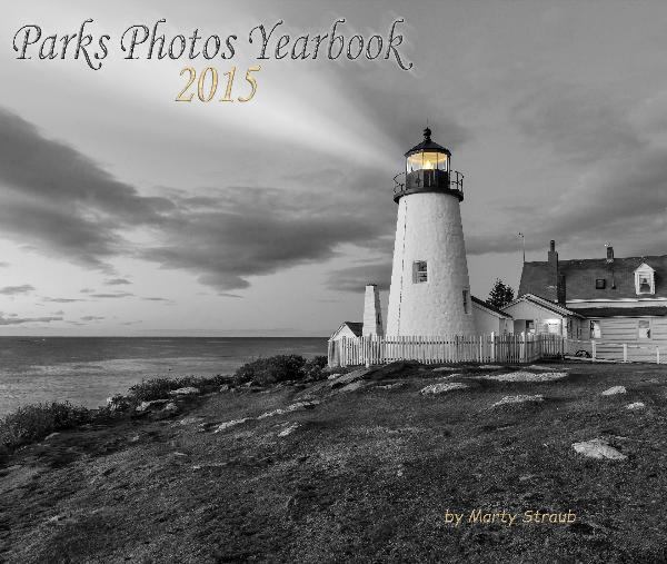 View Parks Photos Yearbook, 2015 by Marty Straub