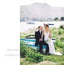 Claire & Jasen - Wedding photo book