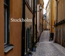 Stockholm - Travel photo book