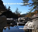 New England Holiday 2015 - Travel photo book