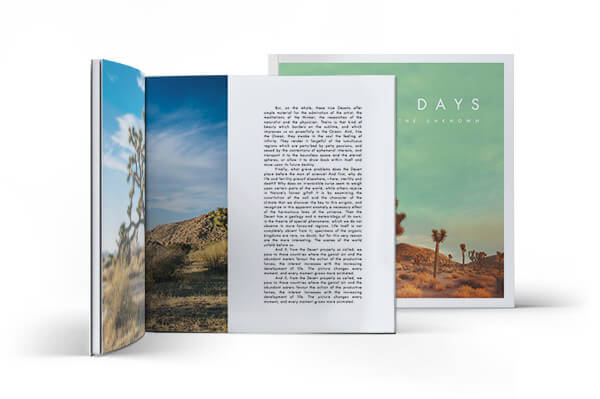 Designer Photo Books
