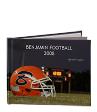 Benjamin Football 2008 a sports photo book