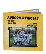 Aurora Stingers a sports photo book