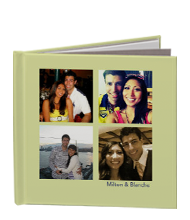 Facebook Photo Book Milton & Blanche