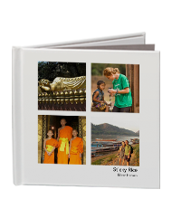 Facebook Photo Book Sticky Rice
