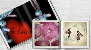 Valentine's Day Photo Books