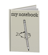 my notebook | Max Gärtner